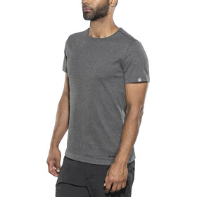 Mammut Crashiano T-Shirt Herren graphite melange-black
